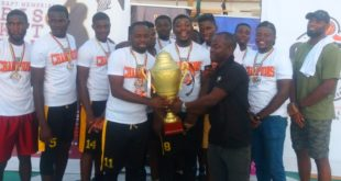 Adenta Leopards bags second CAP7 Tournament title