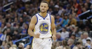 Warriors' Stephen Curry expects to play again this season