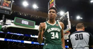 Giannis hoping Bucks' undefeated preseason built good habits