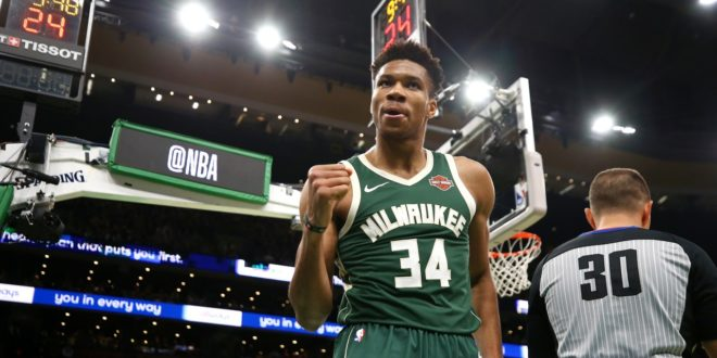 """I'm Both"" Antetokounmpo speaks on his Greek-Nigerian heritage"