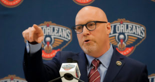 Holiday: Pels have different vibe under Griffin