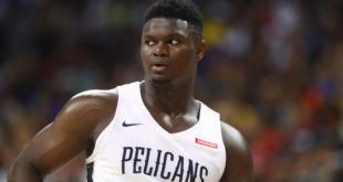 Zion will miss Pelicans' preseason finale with knee soreness