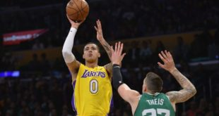 Kuzma to miss season opener vs. Clippers