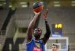 Ben Bentil sees more time in second Euro League appearance