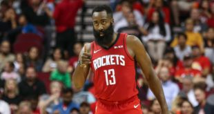 Harden scores 47 points, Rockets beat Clippers