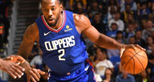Kawhi struggles vs. Raptors, but Clippers pull off win