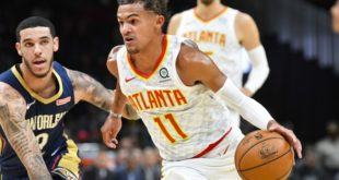 Young scores season-high 42 as Hawks beat Nuggets
