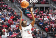 Mensah duo plays, San Diego State wins fourth straight game