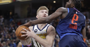Pacers engaged in 'active trade talks'about Sabonis