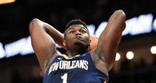 Giannis advises Zion 'don't rush the process'