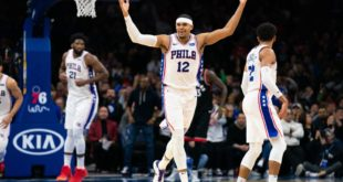 Harris scores 26, Thybulle 20 as 76ers beat Raptors