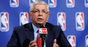 Ex-NBA Commissioner David Stern hospitalized