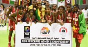 Mali to host Under 18 Championship; replaces Egypt