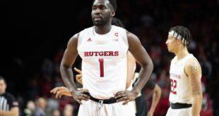 Akwasi Yeboah leads Rutgers to win over Purdue University