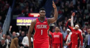Williamson's late surge not enough for for Pelicans