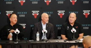 Bulls President Reinsdorf likely to change up front office