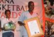 Team Braves pay tribute to Ghana Basketball Legend Ocloo