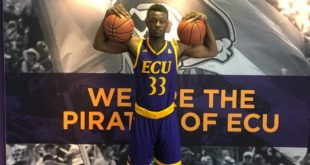 East Carolina Coach heaps praise on Ghanaian recruit Derrick Quansah