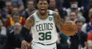 Celtics beat Jazz to hand Utah 4th straight loss